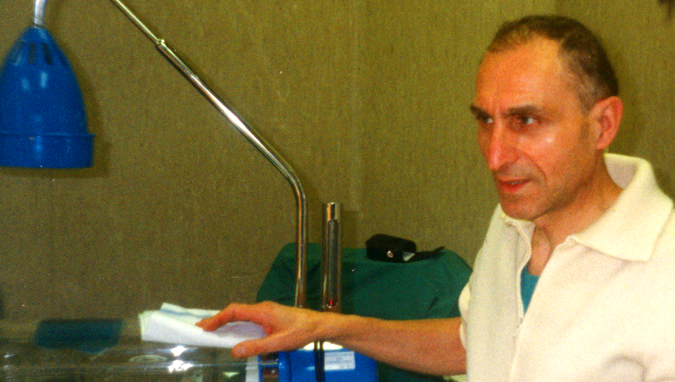 Dott. Giancarlo Bertolotti, Servo di Dio